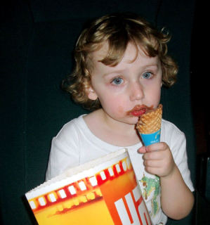 Sugary treats for good behavior...: image via carbsyndrome.com