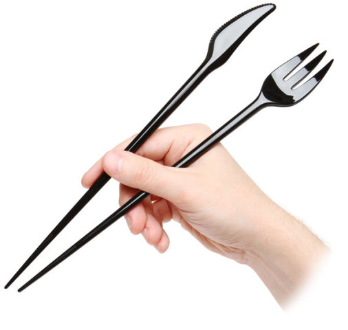 ForkChops 3-in-1 Utensils