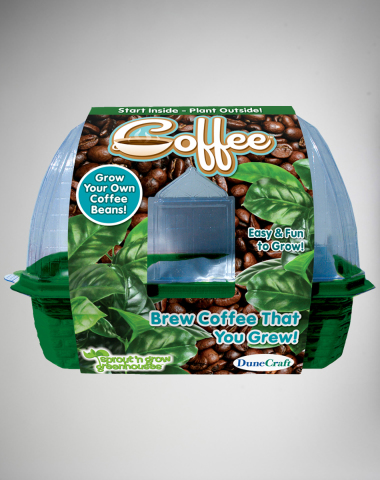 Grow Your Own Coffee Kit