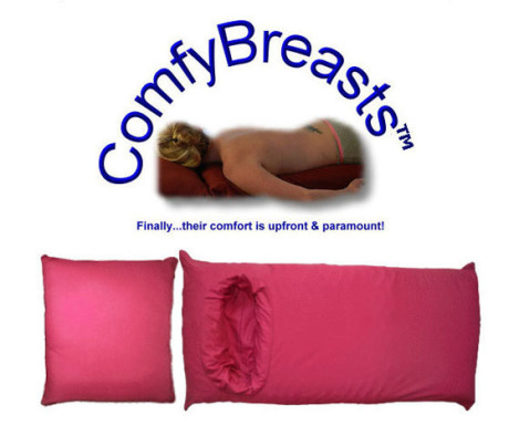 Comfy Breasts Pillow for Women