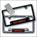 LED License Frame