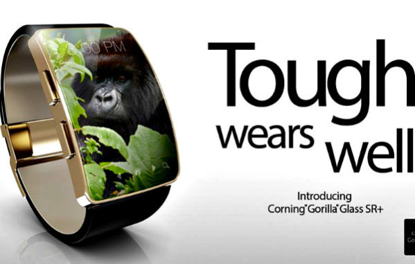 Corning's New Gorilla Glass SR+: Glass for tech & wearables (image via Corning Facebook)