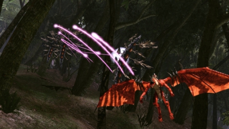 Here's hoping we hear about the delayed Crimson Dragon game for the Xbox 360's Kinect!