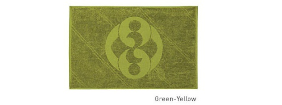 The Crop Circle Hand Towel (Image via Kickstarter)
