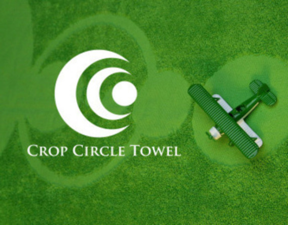 The Crop Circle Towel (You Tube Image)