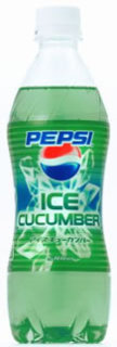 Pepsi Cucumber