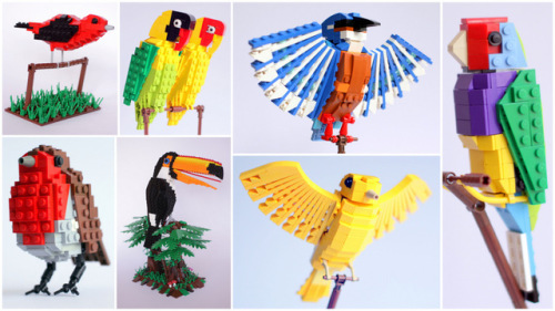Create The Lego Set Of Your Dreams With Cuusoo!