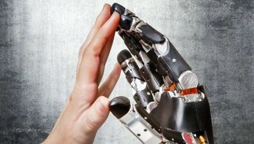 Touch-Sesnitive Robotic hand