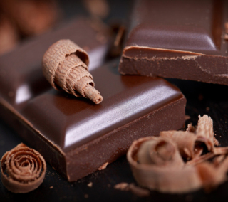 Dark chocolate as medication?: image via foodspics.com