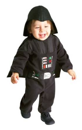 Darth Vader Rompers