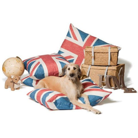 PETTeCOATS Union Jack Dog Duvet/Pillow