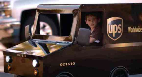 Carson Drives his Truck (You Tube Image)