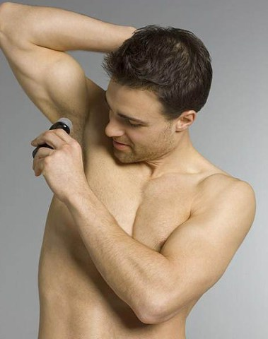 Applying Deodorant (Image via imgarcade)