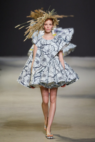 Viktor and Rolf Dress: Source: Dezeen.com