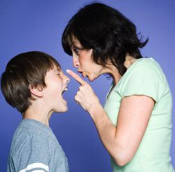 Often ADHD is ignored as an explanation for bad behavior.: image via healthyfellow.com