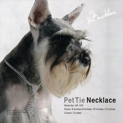 Pet Tie Necklace: © IsPetUSA