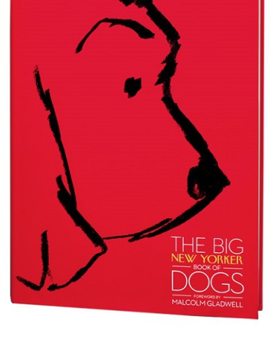 The Big New Yorker Book Of Dogs: image via amazon.com