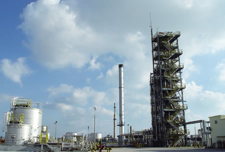 HS-FCC Test Refinery in Saudi Arabia (from Nippon Oil)