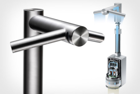 Airblade Tap with Motor Functions