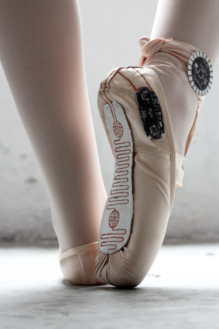 E-Traces Ballet Shoes