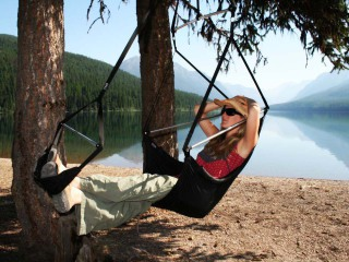 free inc nest junglenest outfitters hammock eagles carrying case pin