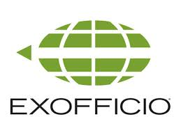 Ex Officio logo: Source: Shoppingoutdoors.com