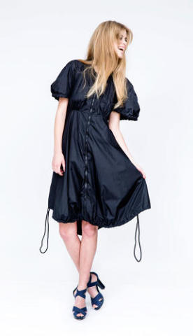 Fashionable Rainwear Dress: Source: Fastco Design