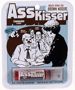 Asskisser Breath Spray