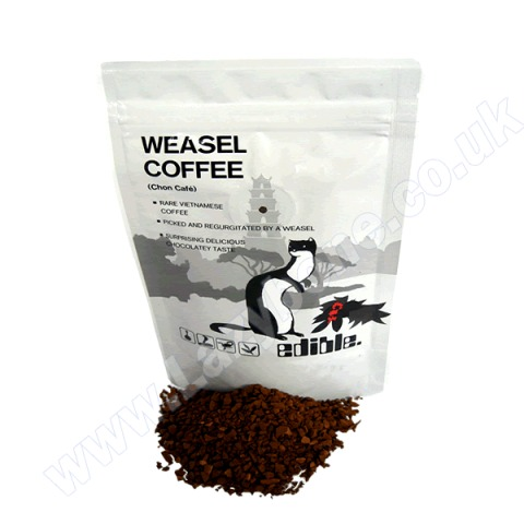 Weasel Coffee Beans