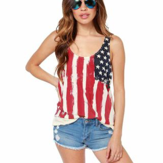 Beat the heat with Independence Day tanks