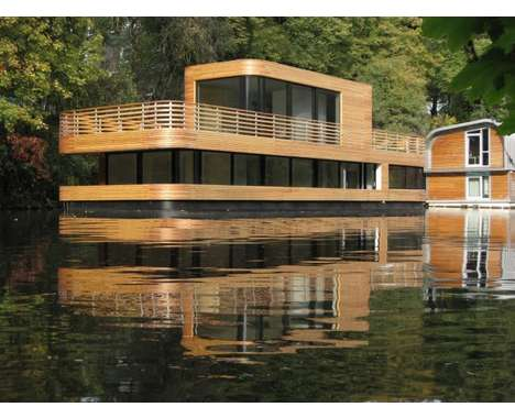 Eco-Trend #8: Floating Eco-Homes