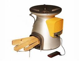 A new and greener outdoor stove