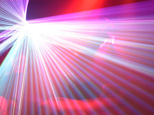 Scientists Investigate Laser Beams for Controlling Weather: High-energy lasers might trigger rain