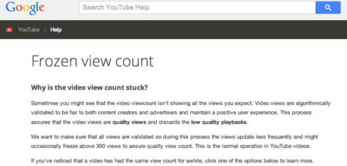 Why YouTube's '301 Freeze Rule' Might Restrict Your Videos