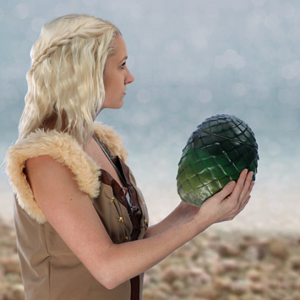 Game of Thrones Dragon Egg Canister: image via thinkgeek.com