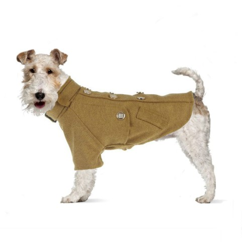 PETTeCOATS George Tweed Dog Coat