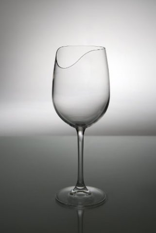 Silhouette Sense-Enhancing Wine Glass