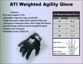 Weighted Glove Info