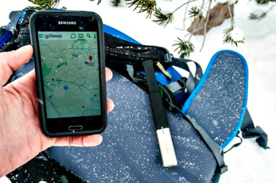 goTenna mobile antenna: Off grid communication tool