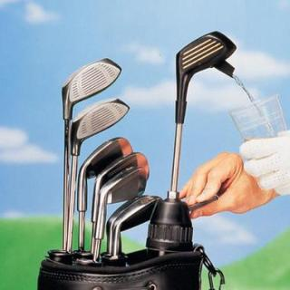 Golf-bag-drink-dispenser