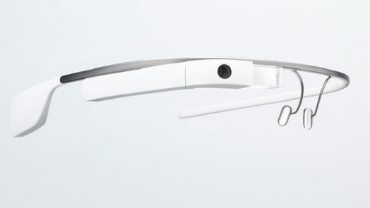Google Glass: image via techradar.com