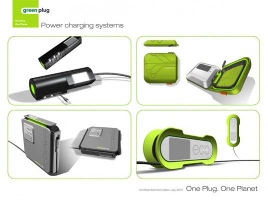 The Green Power Processor (GPP): by Green Plug