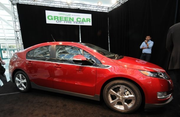 Chevy Volt: Green Car Journal's Green Car of the Year