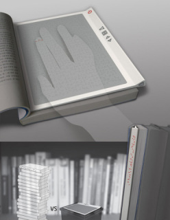 Touch: Read. Awesome.