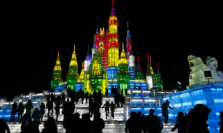 Harbin Ice Festival, Boston.com