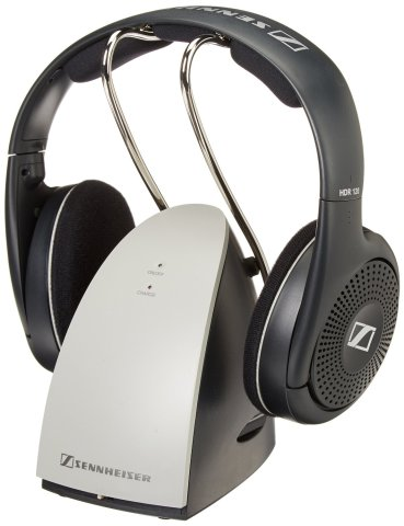 Sennheiser Wireless RF Headphones