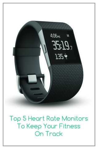 Top 5 Wrist Band Heart Rate Monitors