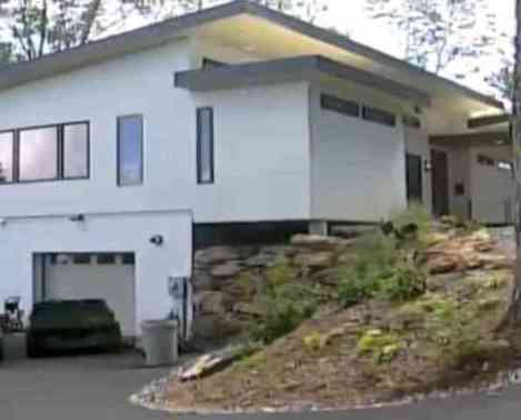 Hempcrete House in Asheville, North Carolina (You Tube Image)
