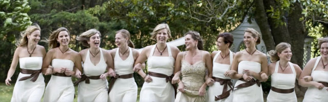 Coco Myles Custom Bridesmaid Dresses