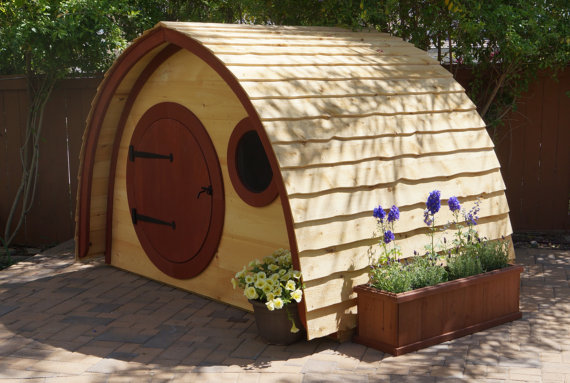 Hobbit Hole Playhouse